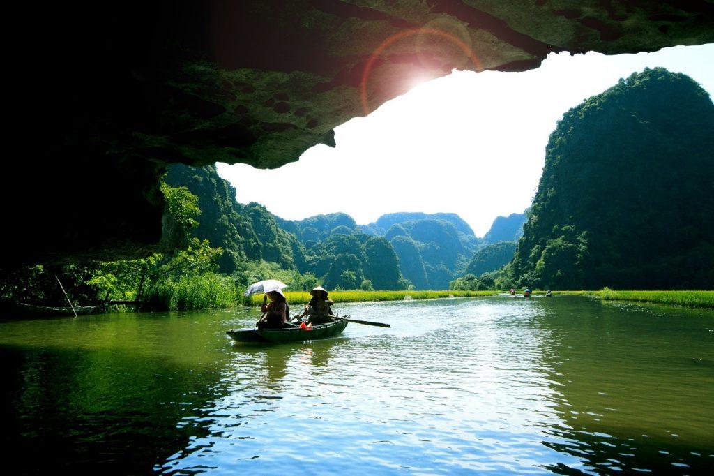 Ninh Binh Vietnam in Kong: Skull Island