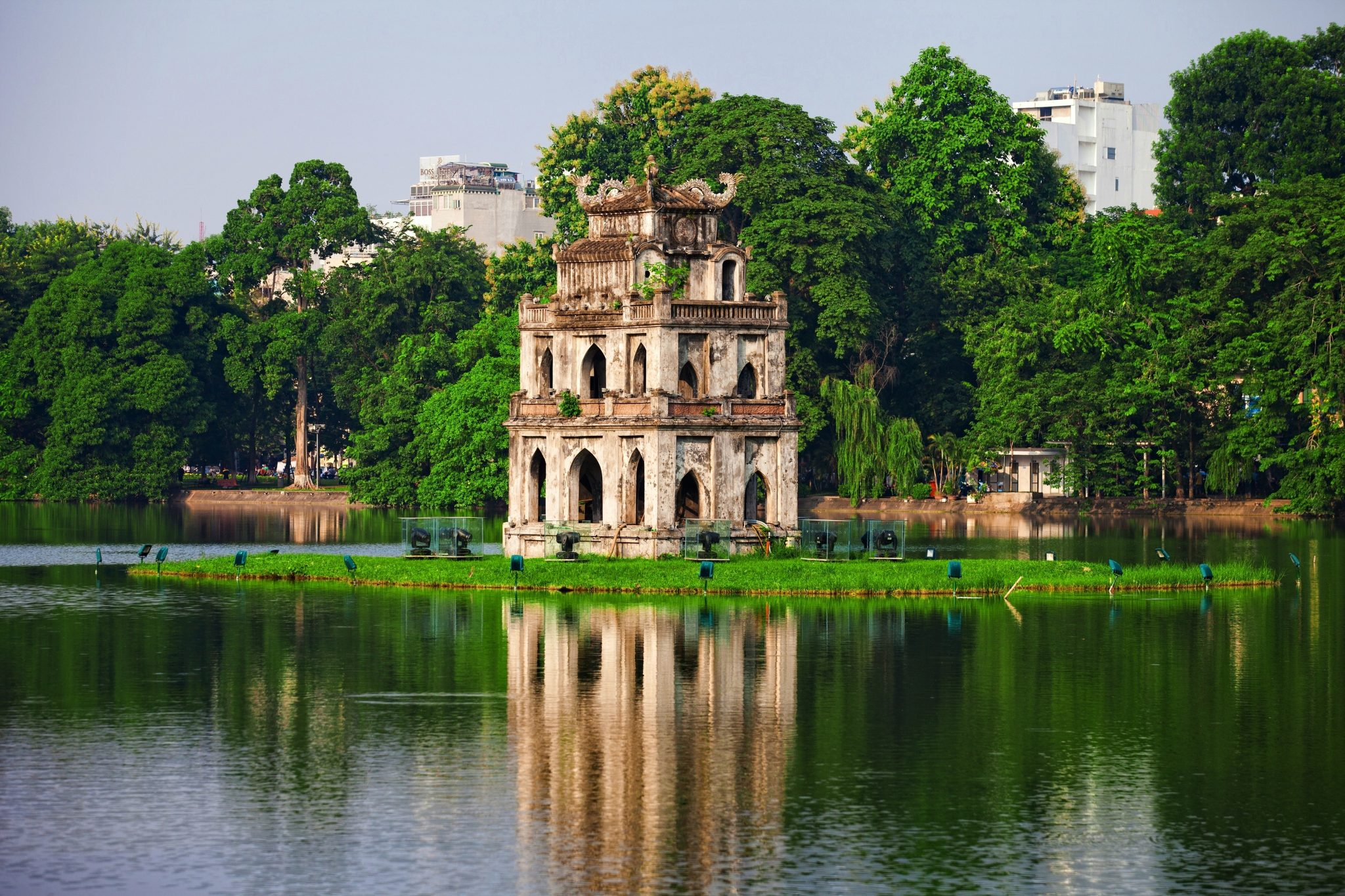 viaggio in Hanoi Vietnam