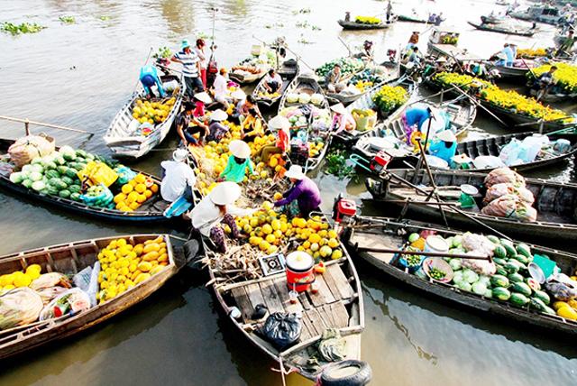 Delta di Mekong