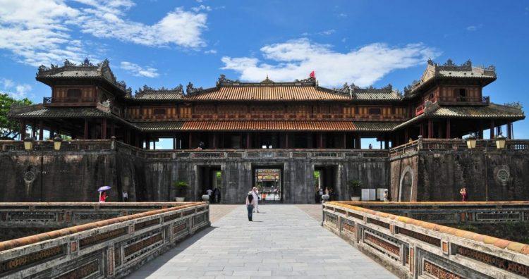La cittadella imperiale - Hue Vietnam