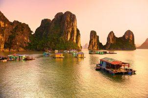 Scoperta Del Halong e Vietnam Con Famiglia 12 Giorni