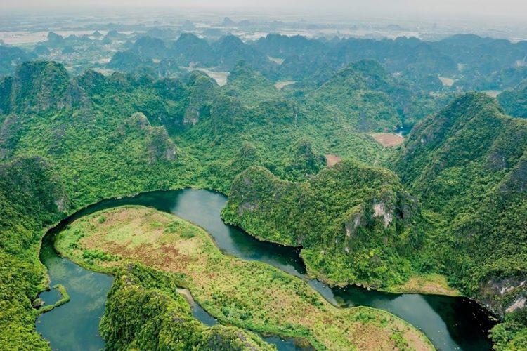 Bai Dinh, Trang An - vietnam paesaggi | Source: Pinterest