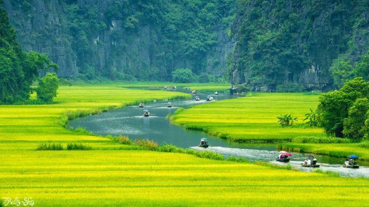 ninh binh vietnam cosa vedere