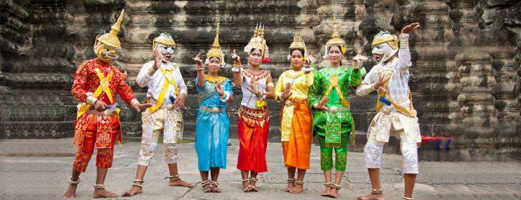 LE FESTIVITÀ TRADIZIONALI DI VIETNAM e Cambogia