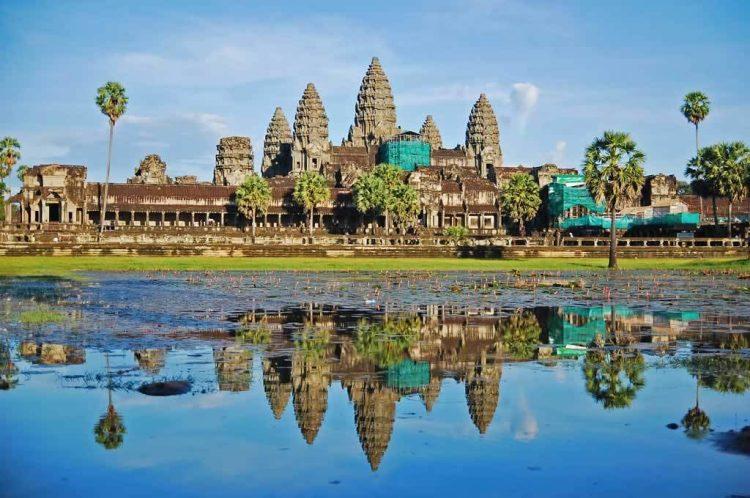 angkor Wat - Tour del Vietnam e Cambogia
