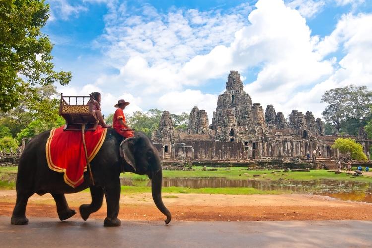 Angkor Wat - Vietnam Cambogia viaggio con i bambini