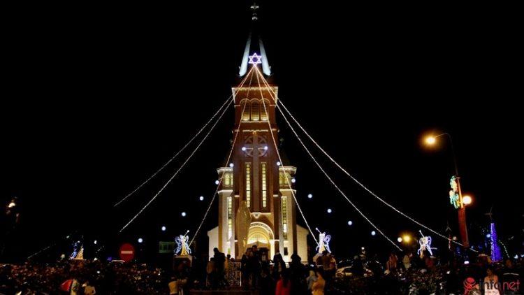Dalat - Natale Vietnam Cambogia
