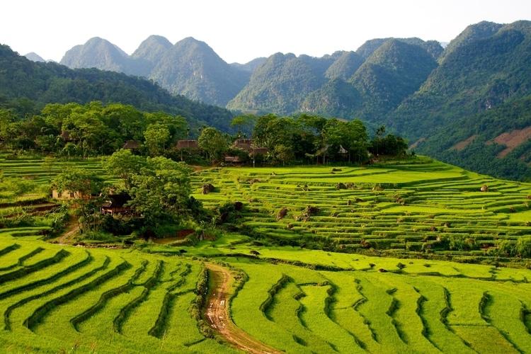 Pu Luong-Vietnam Cambogia viaggio con i Bambini