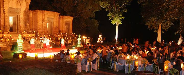 Siem Riep - Natale Vietnam Cambogia