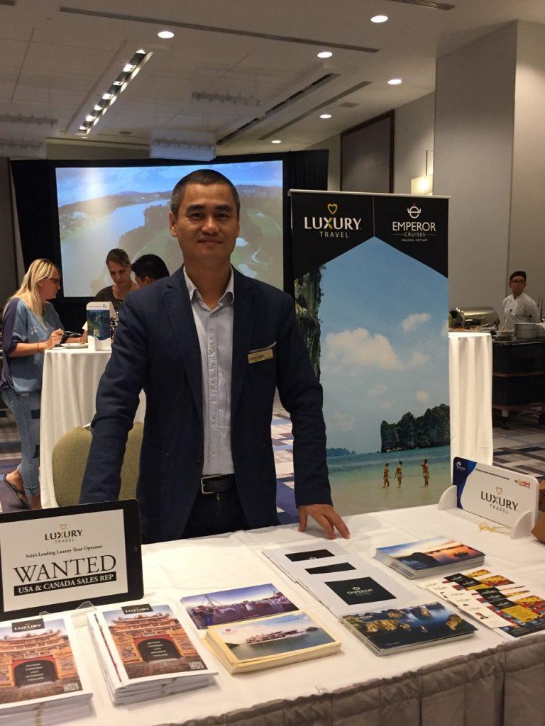 Pham Ha- CEO fondatore di Luxury Travel