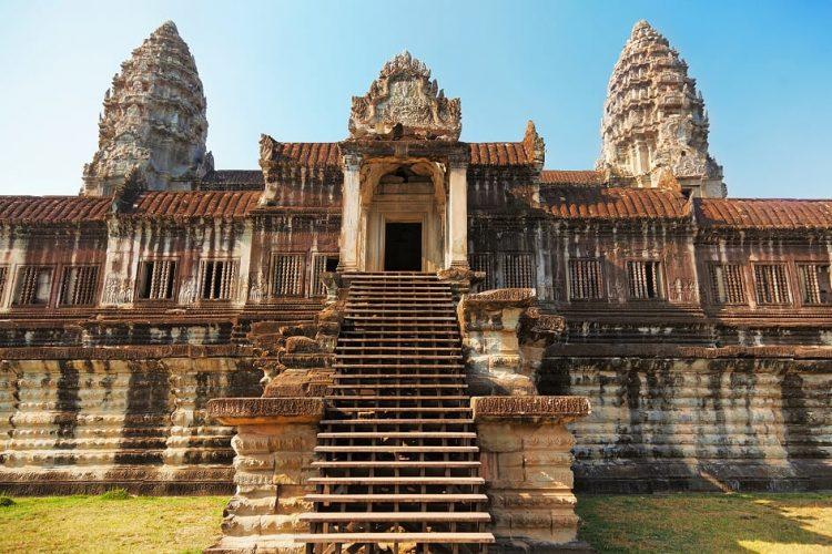 Angkor Wat - scoperta cultura indocinese