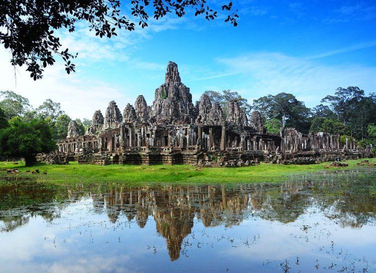 Cambogia-Scoperta cultura Indocinese