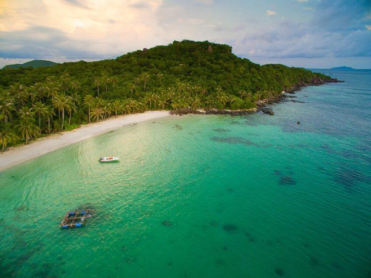 Isola di Hon May , Phu Quoc , Vietnam - Vietnam Cambogia Isola