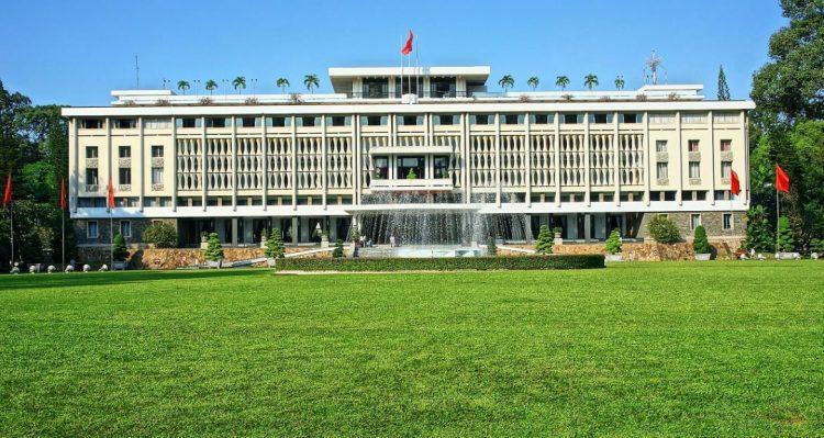 Palazzo della indipendenza - Saigon Vietnam