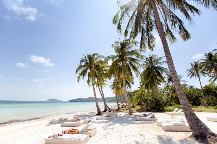 Isola di Phu Quoc-Vietnam Cambogia isola