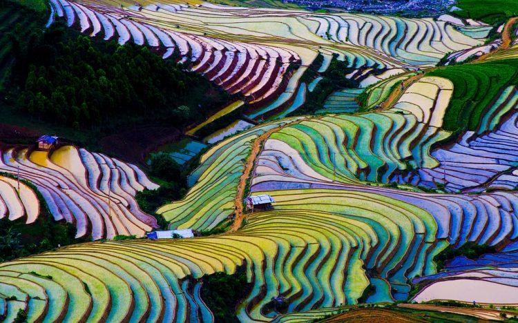 Sapa - Montagnoso del nord Vietnam - Vietnam Cambogia clima