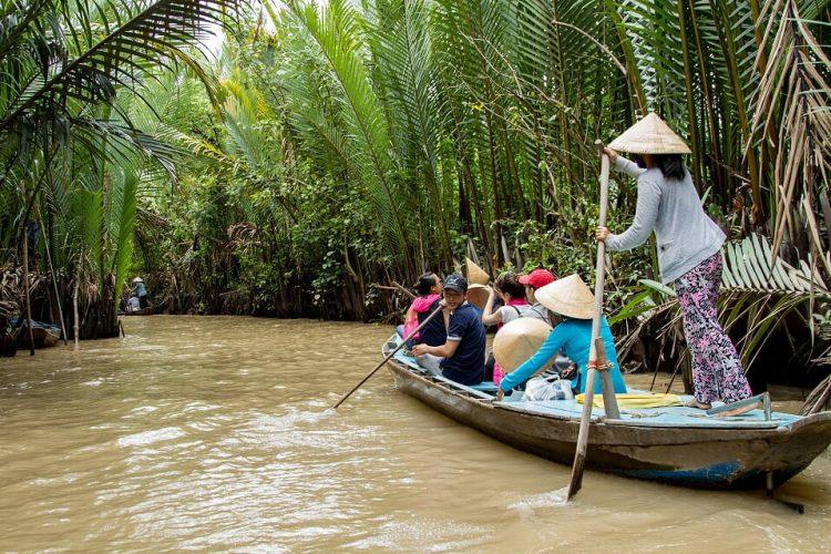 barca del mekong-vietnam cambogia capodanno