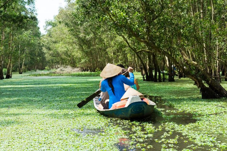 delta di Mekong - Scoperta cultura Indocinese