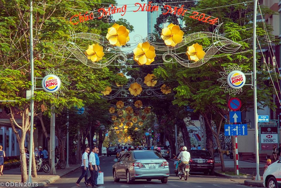 strada-perdona-Nguyen-Hue-Saigon-Vietnam