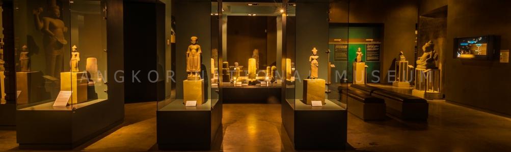 Il Museo Nazionale di Angkor musei storici vietnam cambogia