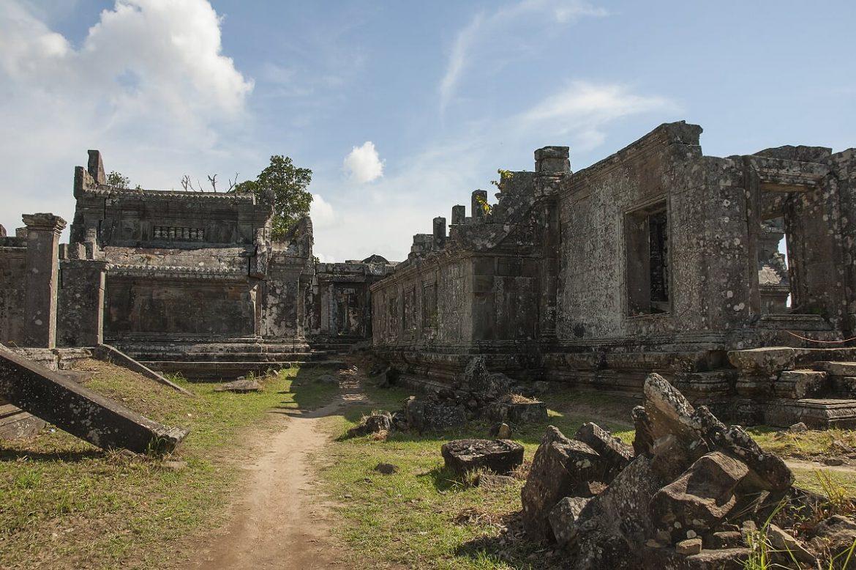 Preah Vihear cultura storia monumenti vietnam cambogia