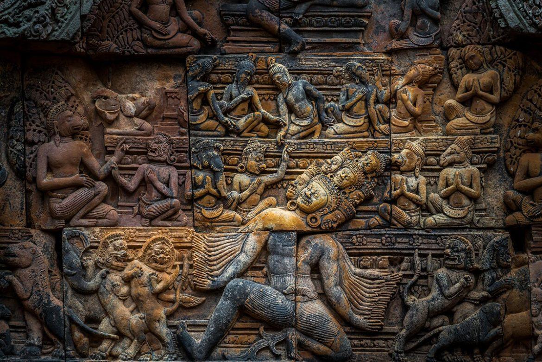 banteay srei cultura storia monumenti vietnam cambogia
