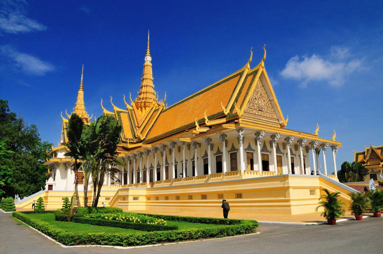 Palazzo reale di Phnom Penh cultura storia monumenti vietnam cambogia