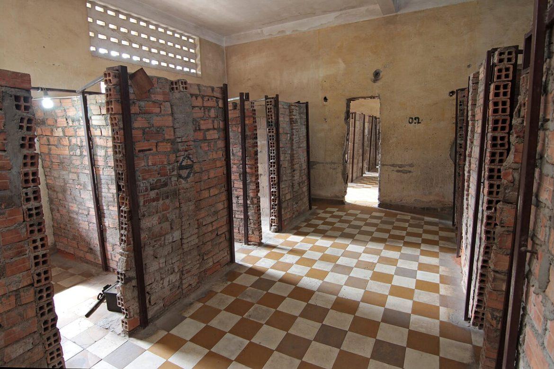 Museo del genocidio di Tuol Sleng musei storici vietnam cambogia