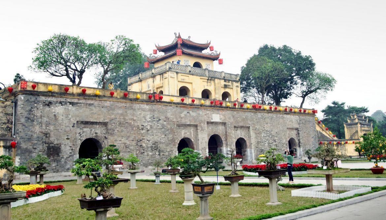 la cittadella imperiale di Thang Long cultura storia monumenti vietnam cambogia