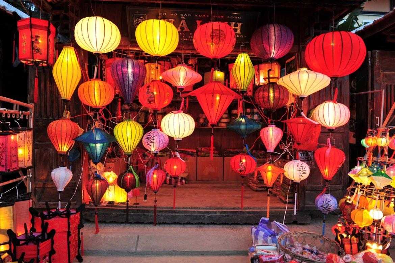 lanterne hoi an cultura storia monumenti vietnam cambogia