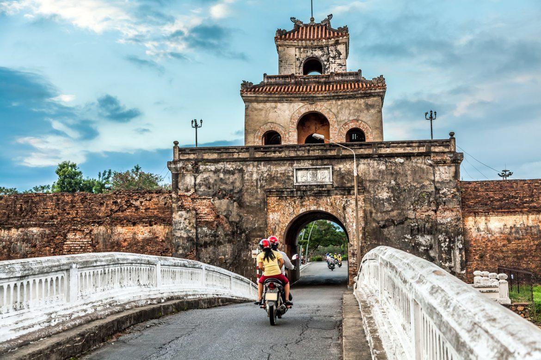 L'antica capitale di Hue cultura storia monumenti vietnam cambogia