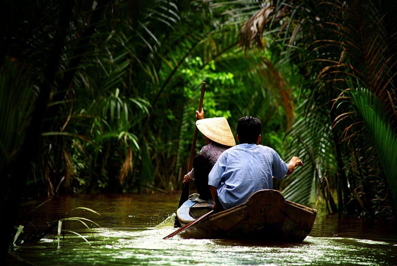 delta del mekong pianificare viaggio vietnam