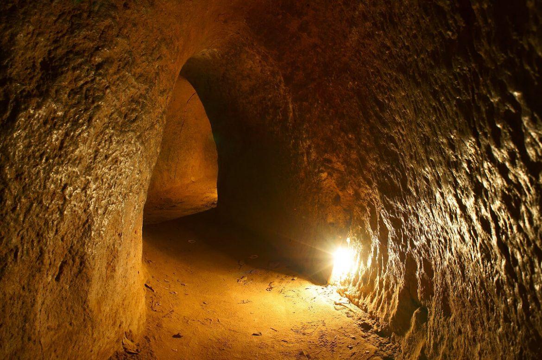 tunnel di cu chi pianificare viaggio vietnam