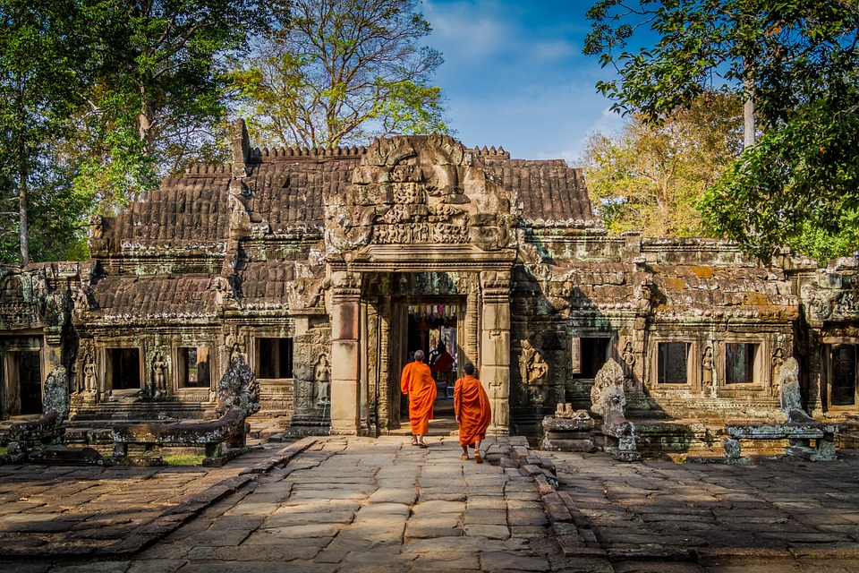 Angkor - vietnam cambogia vacanza invernale