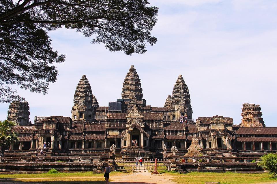 Angkor Wat - vietnam cambogia vacanza invernale