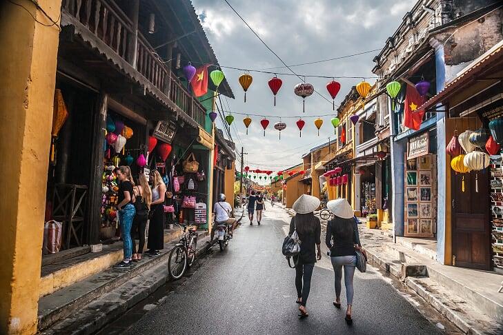 Hoi An - preparazione viaggio estivo lussuoso vietnam cambogia