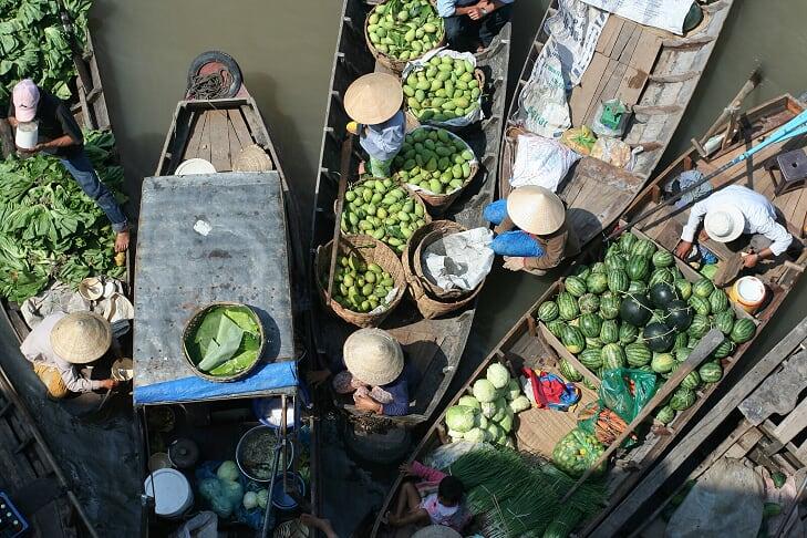 Mekong - vietnam cambogia vacanza invernale