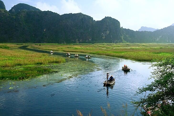 Ninh Binh - vietnam cambogia vacanza invernale