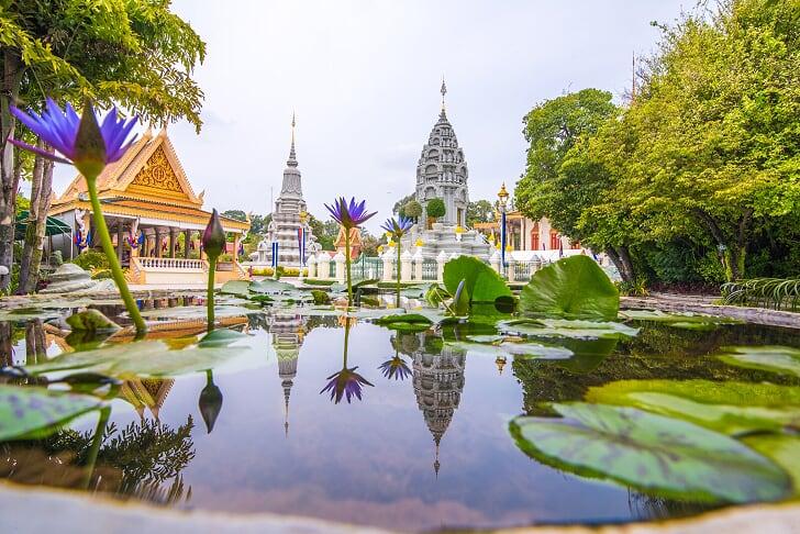 Phnom Penh - preparazione viaggio estivo lussuoso vietnam cambogia