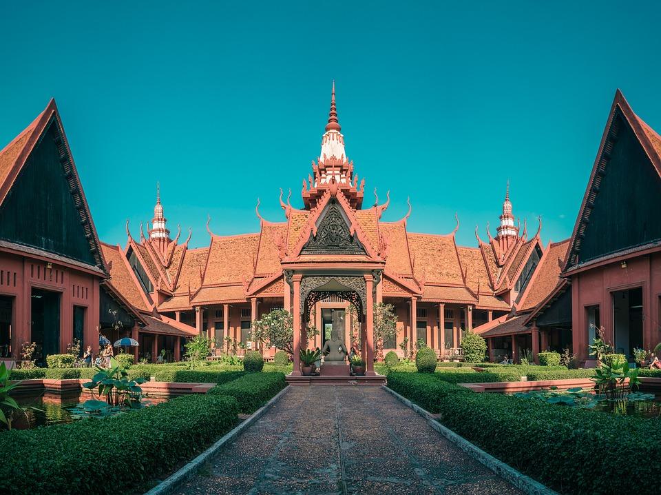 Phnom Penh - vietnam cambogia vacanza invernale