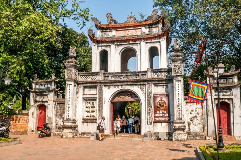 hanoi pianificare viaggio vietnam