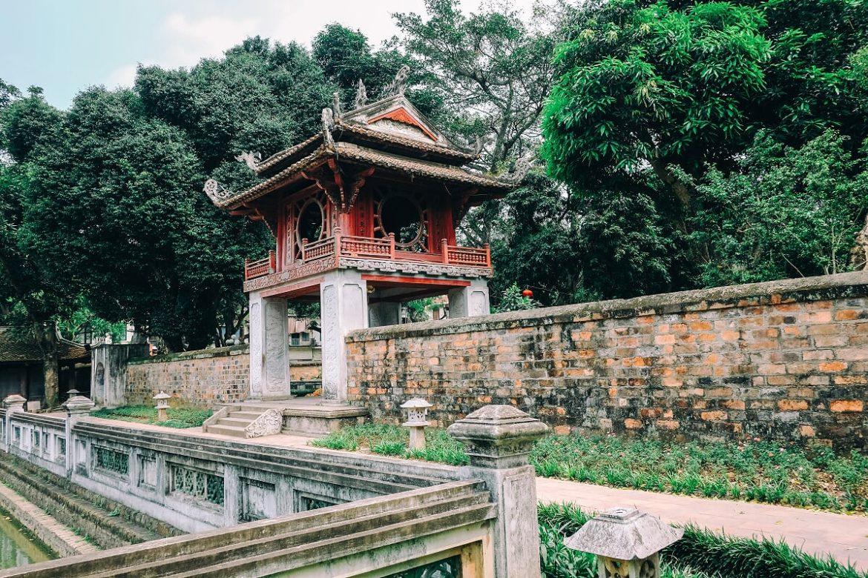 tempio della letteratura pianificare viaggio vietnam