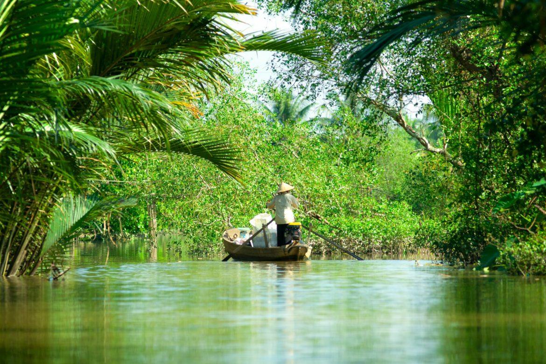 delta di mekong vacanza estiva vietnam