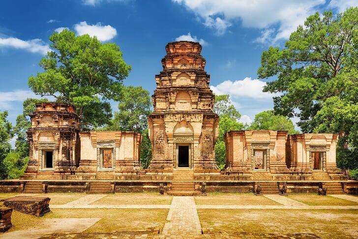 Siem Reap - preparazione viaggio estivo lussuoso vietnam cambogia