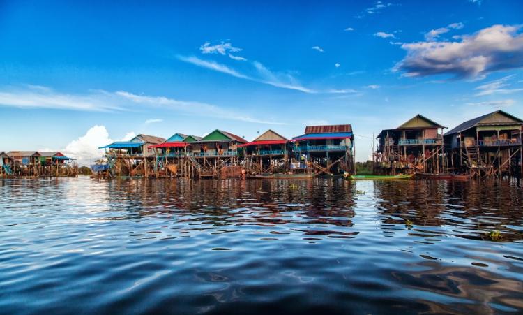 Vistare Cambogia Agosto