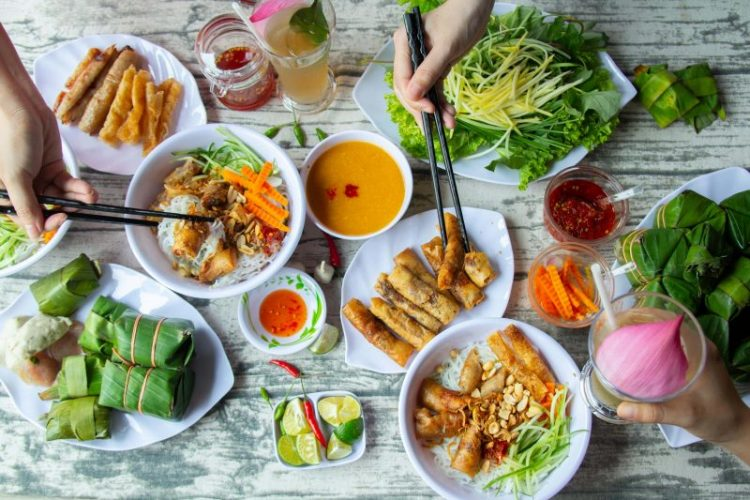 Involtini primavera Vietnam