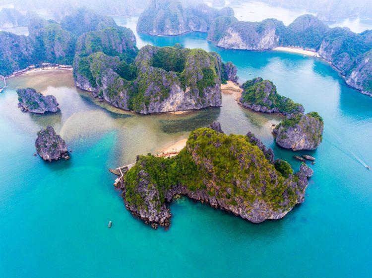 Guida di viaggio - Isola di Cat Ba , Vietnam
