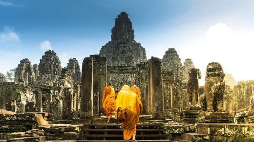 Birmania e Cambogia - due mondi da non assolutamente perdere