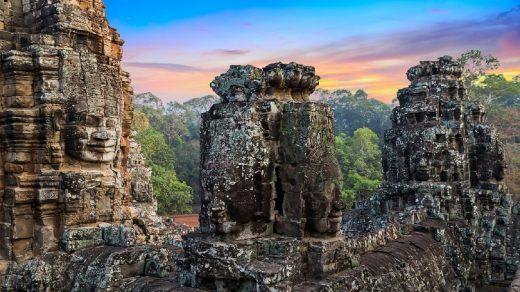 Vacanza in Cambogia