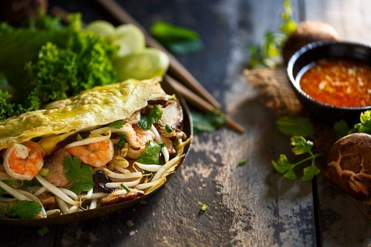 Vietnamese-crape